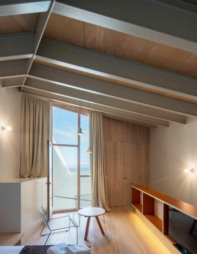 Hotel_santacreu suite con vistas